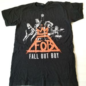 Fall Out Boy Momentumtour 2014 Size Small